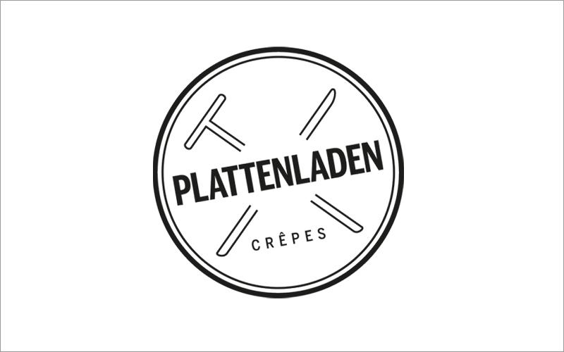Plattenladen Logo