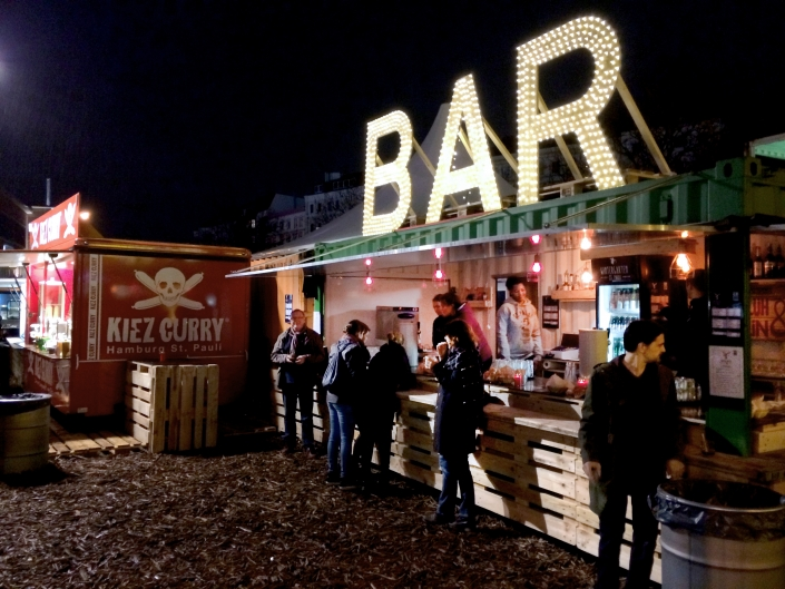 Foto Wintergarten Bar