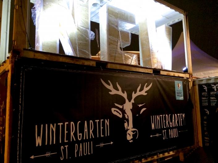 Foto Wintergarten Eingang