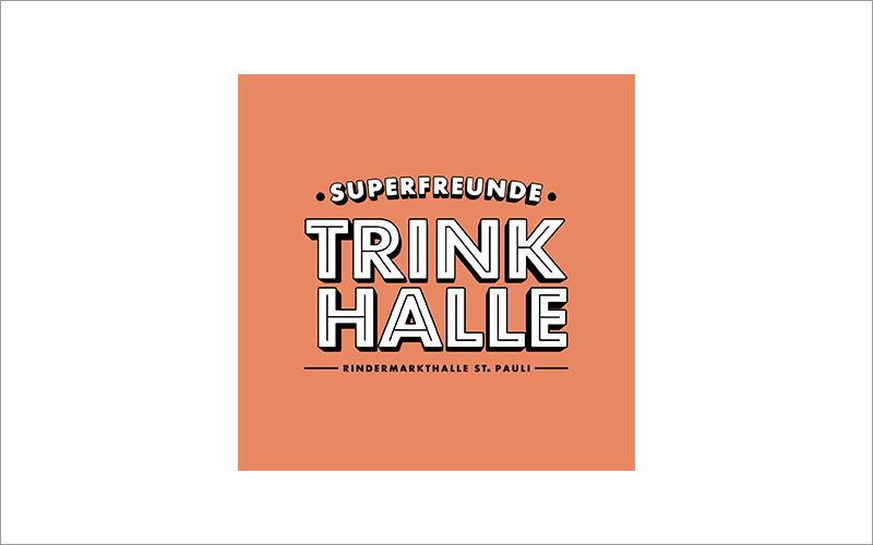 Superfreunde Trinkhalle Logo