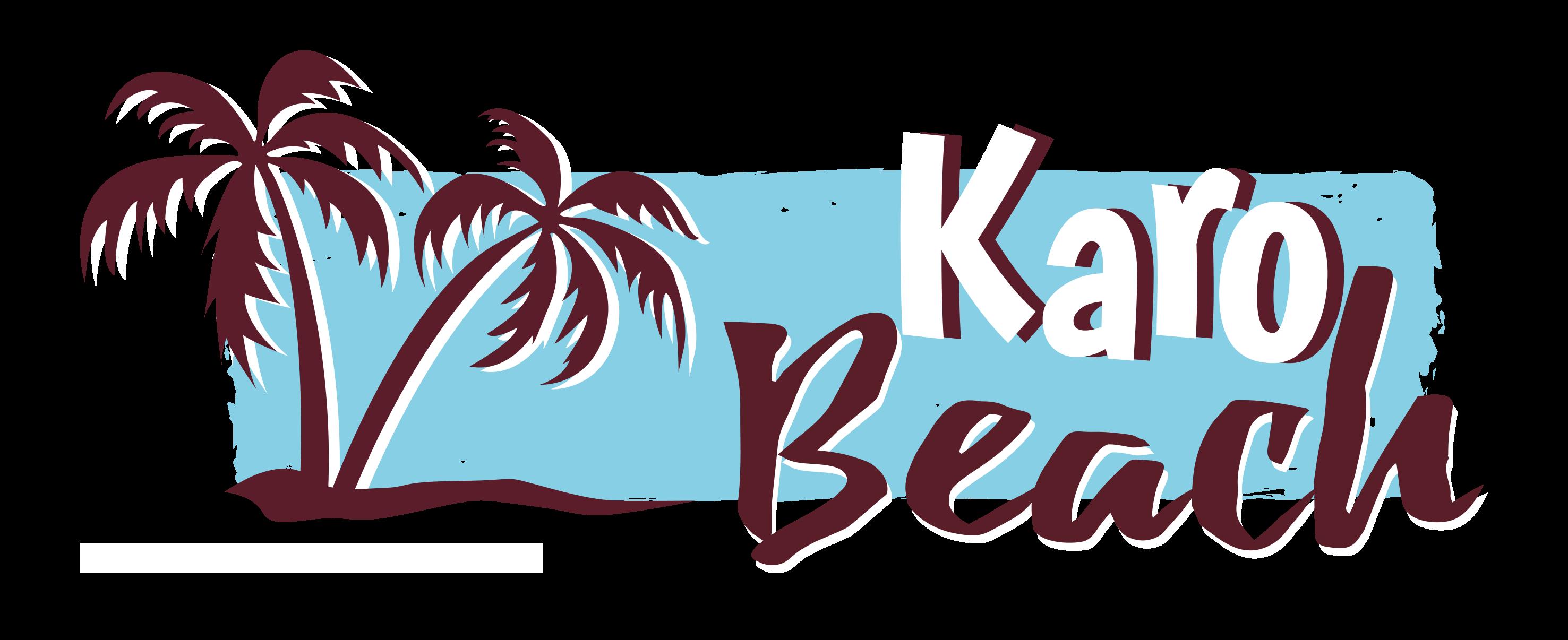 Karo Beach-Logo