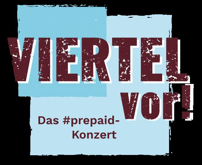 Viertel vor!-Logo